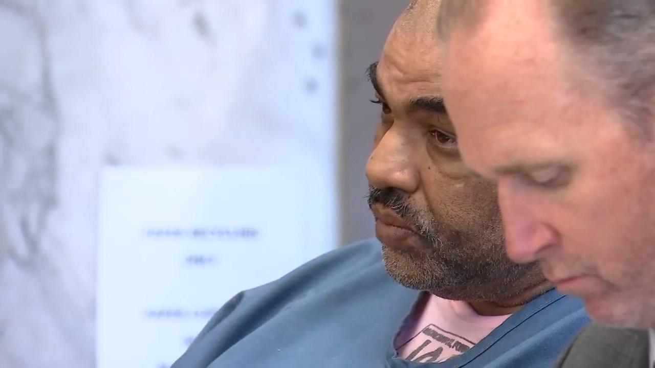 William Heyser in court on Friday. (KPTV)