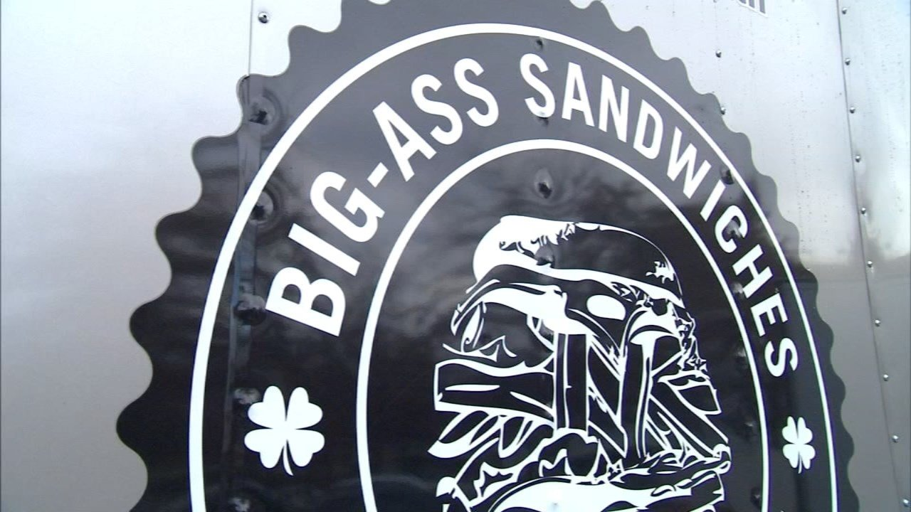 KPTV file image of the former Big-Ass Sandwiches food truck.