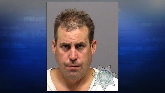 Christopher Neely, jail booking photo