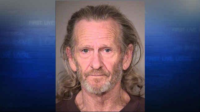 Raymond Webb, jail booking photo (Courtesy: Portland Police Bureau)