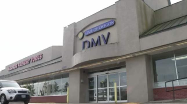 Oregon DMV office (KPTV file image)