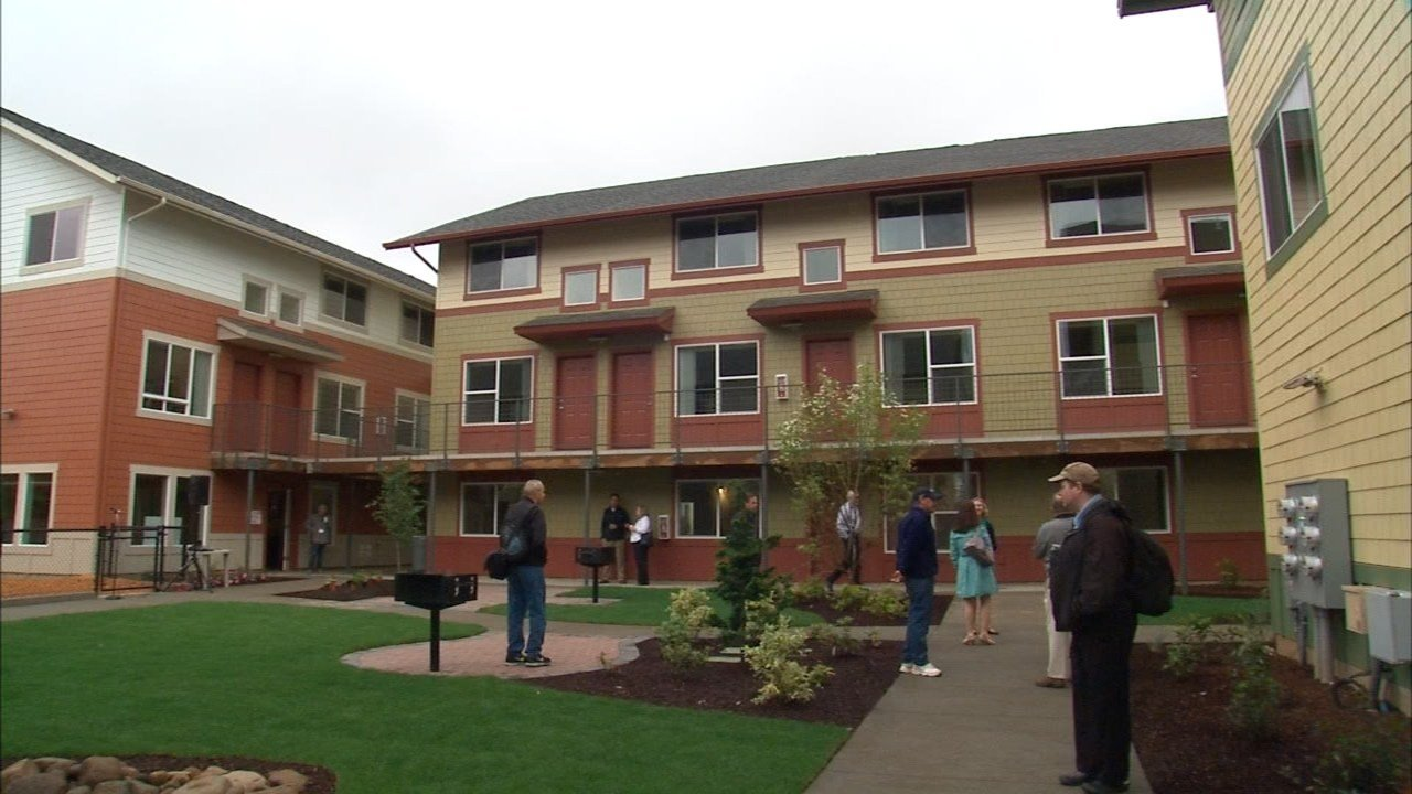 new affordable housing apartment complex opens on e
