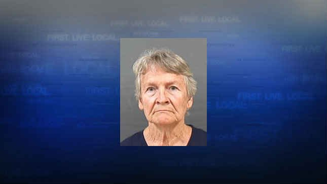 Edna Maxine Bennett, jail booking photo (Courtesy: Yamhill County Jail)