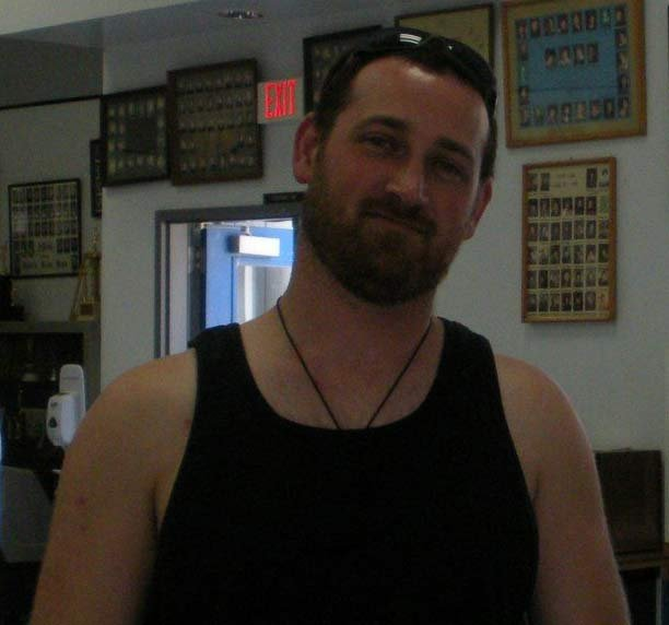 Warren Franklin is presumed to have drowned in the Santiam River on Friday. (Photo released by Marion County Sheriff's Office)