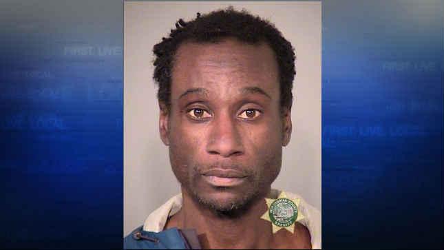 Muhammad Bilal Rahman, jail booking photo (Courtesy: Portland Police)