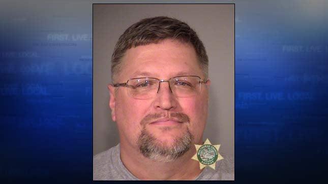 Matthew Dziewiontkoski, jail booking photo