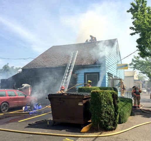 (Courtesy: Portland Fire and Rescue)
