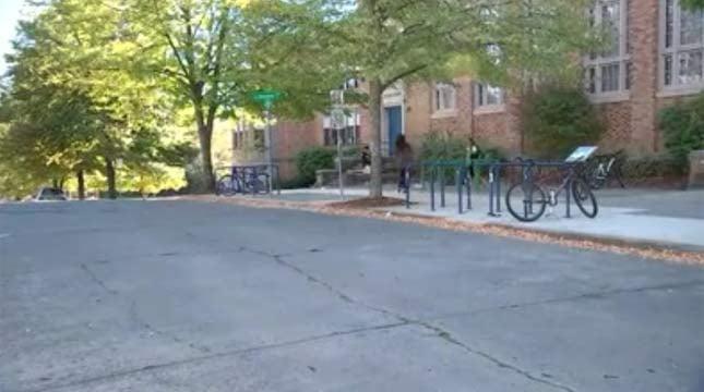 Hosford Middle School (KPTV file image)