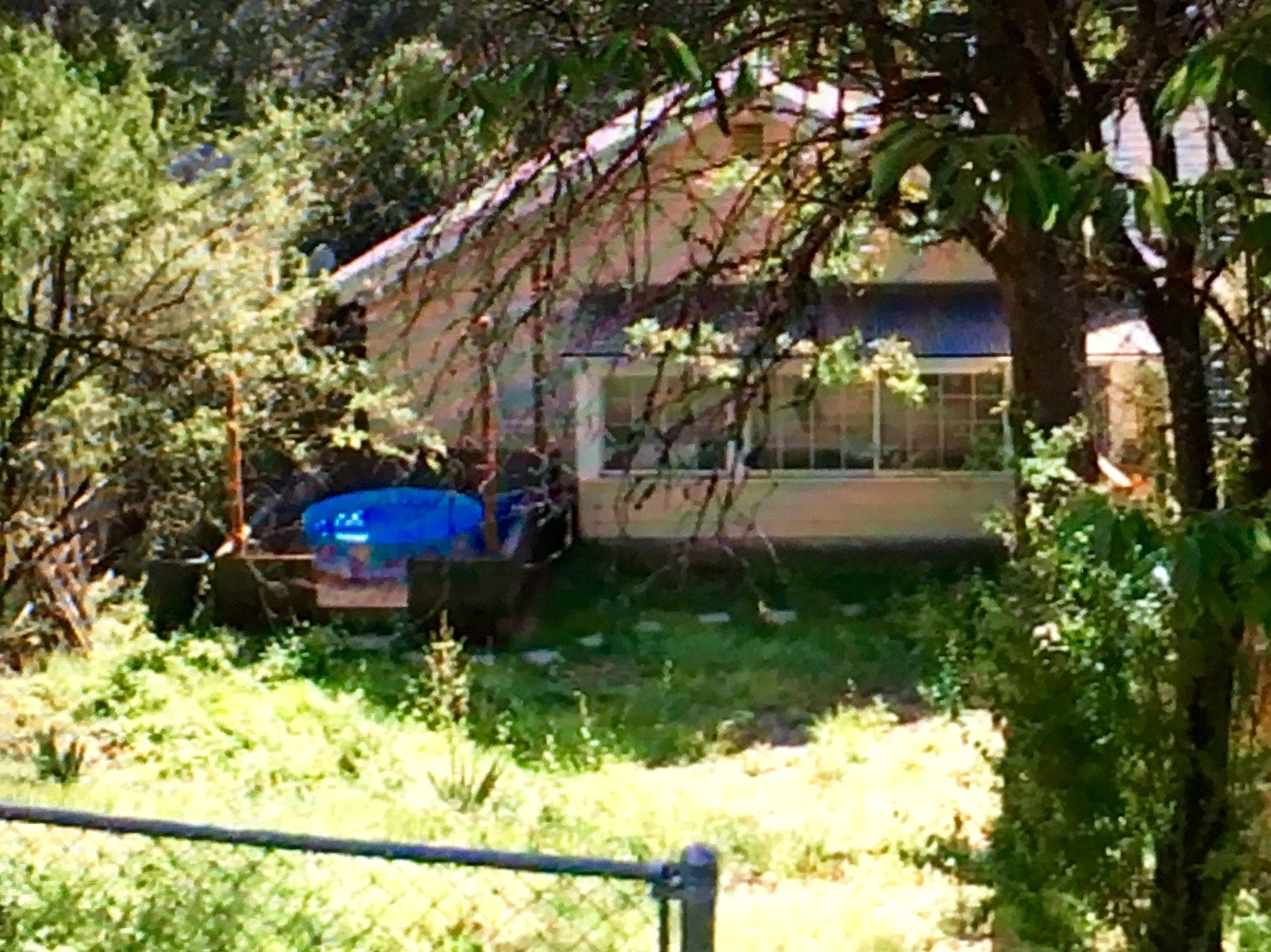 The home at the center of Monday's reported home invasion in St. Helens. (KPTV)
