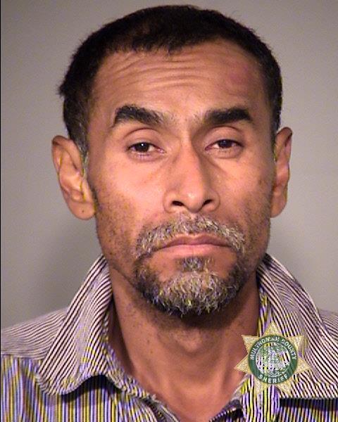 Juan Carlos Alaniz, jail booking photo