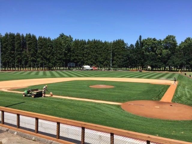 Renovated Walker Stadium (Courtesy: PP&R)