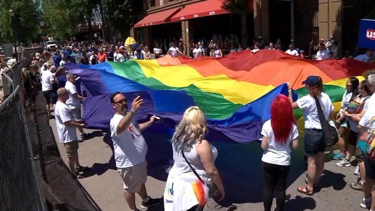 Organizers with Pride Week in Portland are stepping up the security for the event, especially around the parade next weekend and the Festival on the waterfront. (KPTV)