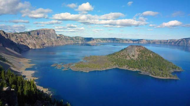 Crater Lake (Photo credit: National Park Service)
