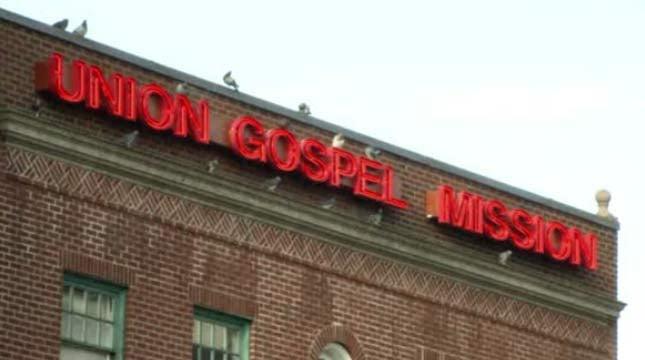 Union Gospel Mission (KPTV file image)