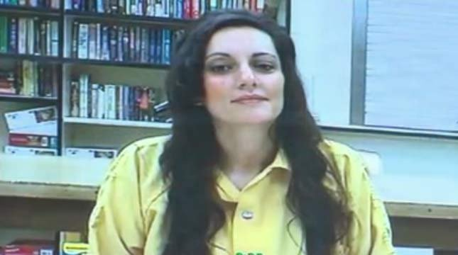 Jessica Smith during previous court appearance (KPTV file image)