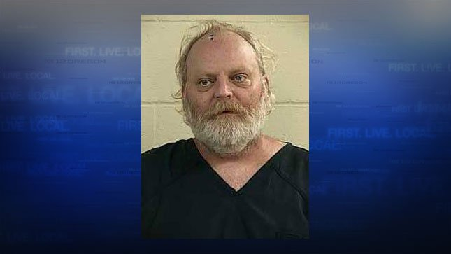 Jeffrey Handley, jail booking photo