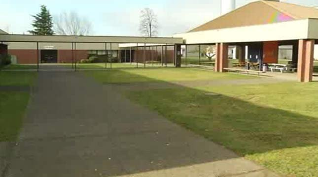 Ridgefield High School (KPTV file image)