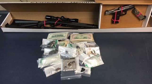 Evidence photo: Linn County Sheriff's Office