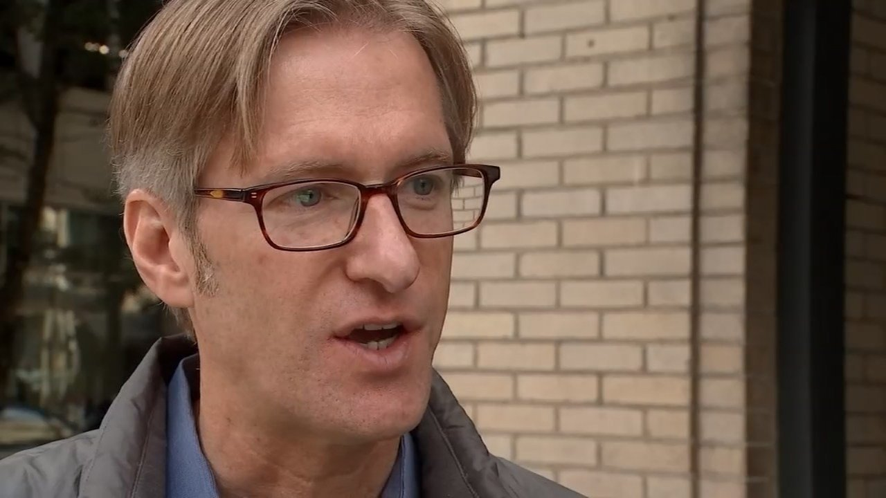 Mayor-elect Ted Wheeler said a plan being used in San Antonio that centralizes facilities and services for the homeless could offer answers for the issue in Portland. (KPTV)
