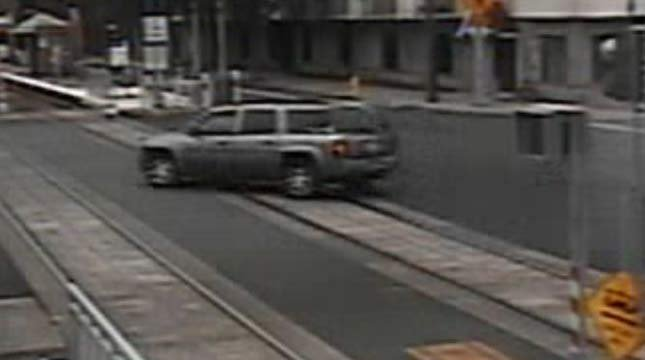 Photo of vehicle with possible witnesses to an SUV hitting a man on a sidewalk in Gresham. (Photo: Gresham PD)