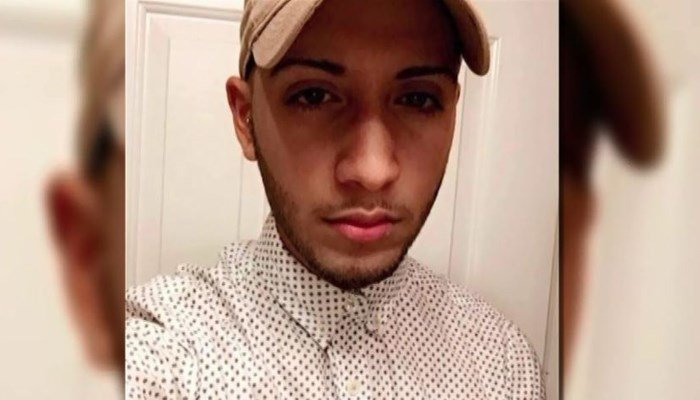Luis Omar Ocasio-Capo, 20, a dancer and barista in Kissimmee, FL, an Orlando suburb. (Source: GoFundMe via CNN)