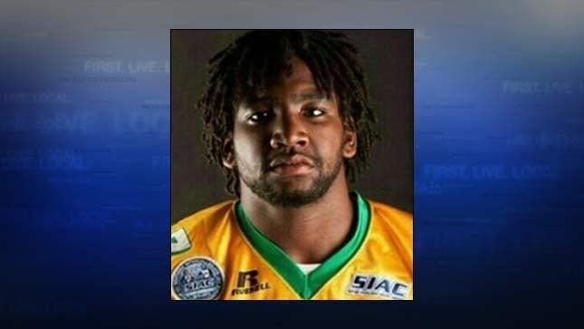 Josh Williams (Photo: Kentucky State University Athletics)