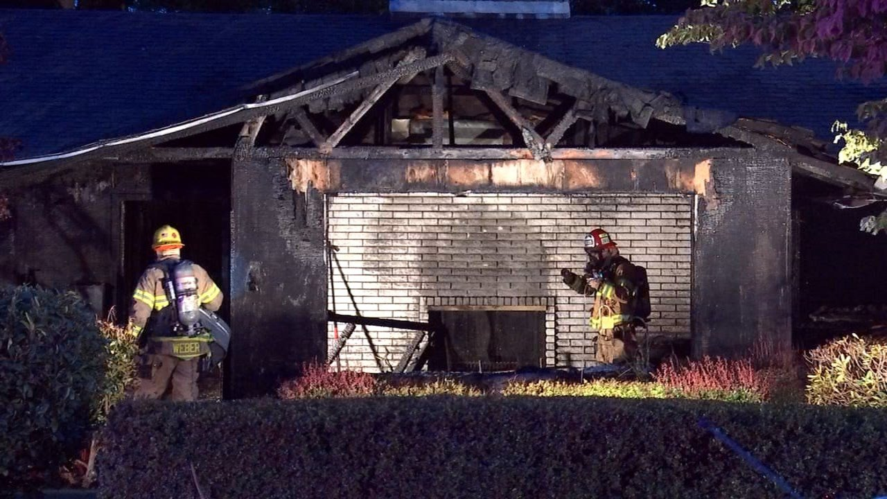 Cats Lost In House Fire In Columbia South Carolina