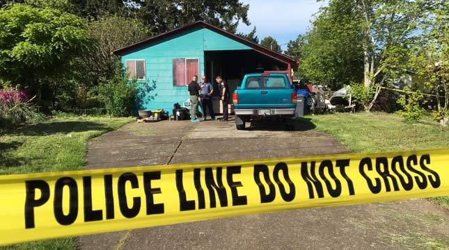 Jeffrey Holly was stabbed to death at a home in Keizer in April. (Photo: Keizer PD)