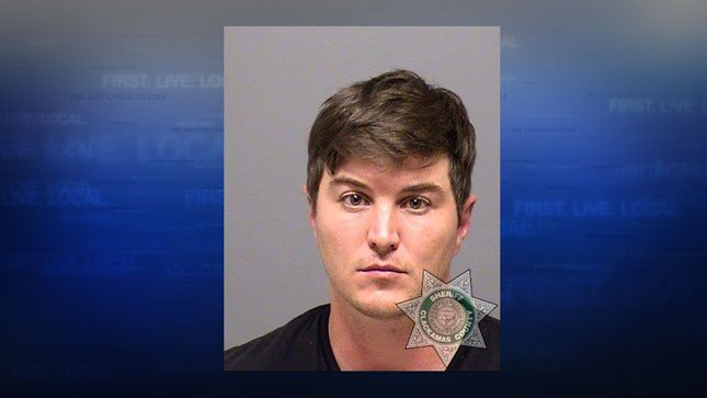 Nicolas Mumford (Courtesy: Clackamas County Sheriff's Office)