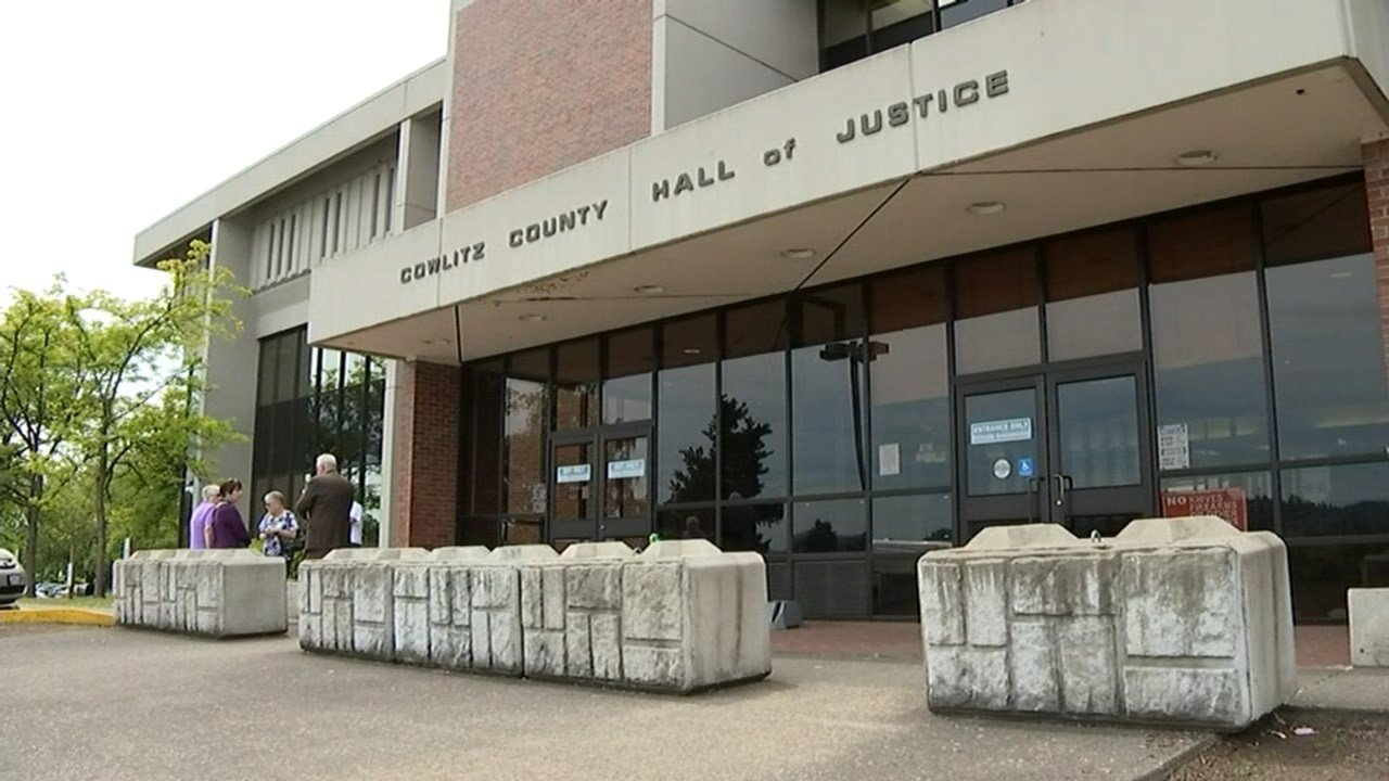 Cowlitz County Hall of Justice (Source: KPTV)