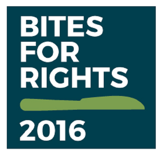 Bites for Rights (Courtesy: Basic Rights Oregon)