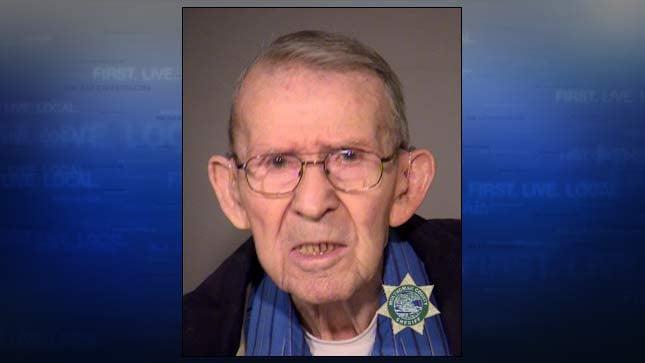 Edmond Pomroy Balding, jail booking photo