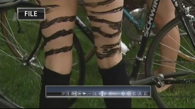 Thousands expected to participate in the World Naked Bike Ride
