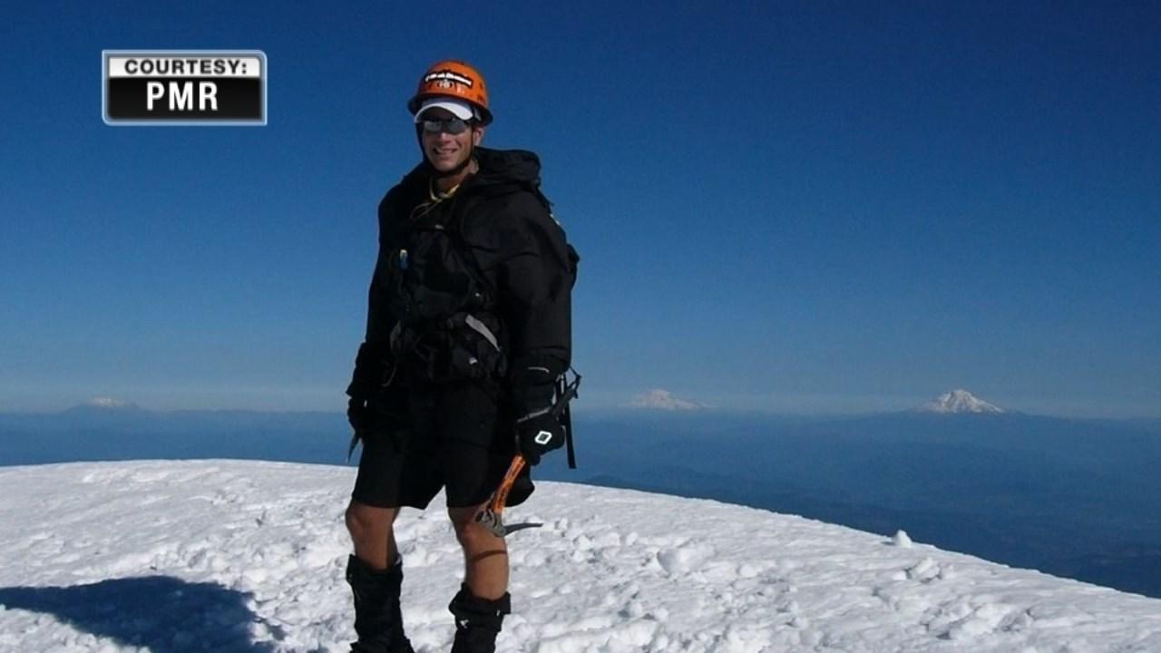 Mike Leming (Photo: Portland Mountain Rescue)