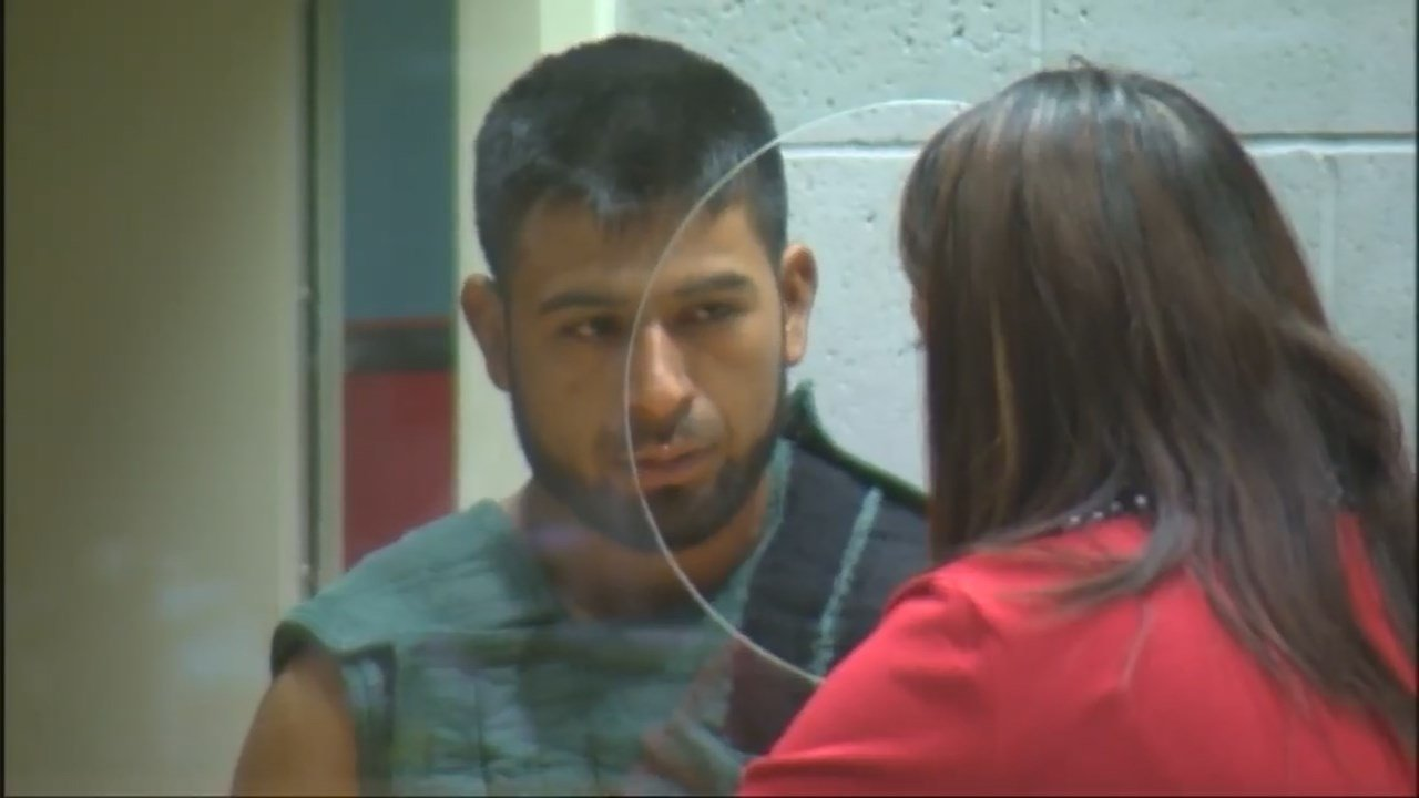 Bonifacio Oseguera-Gonzalez in court Tuesday. (Source: KPTV)