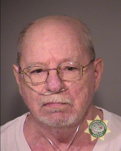 Joseph Walsh, 74 jail booking photo