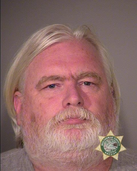 Robert Lee West, 51 jail booking photo