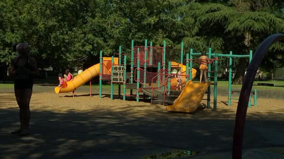 Five people were hurt in an assault at Essex Park in SE Portland (KPTV)