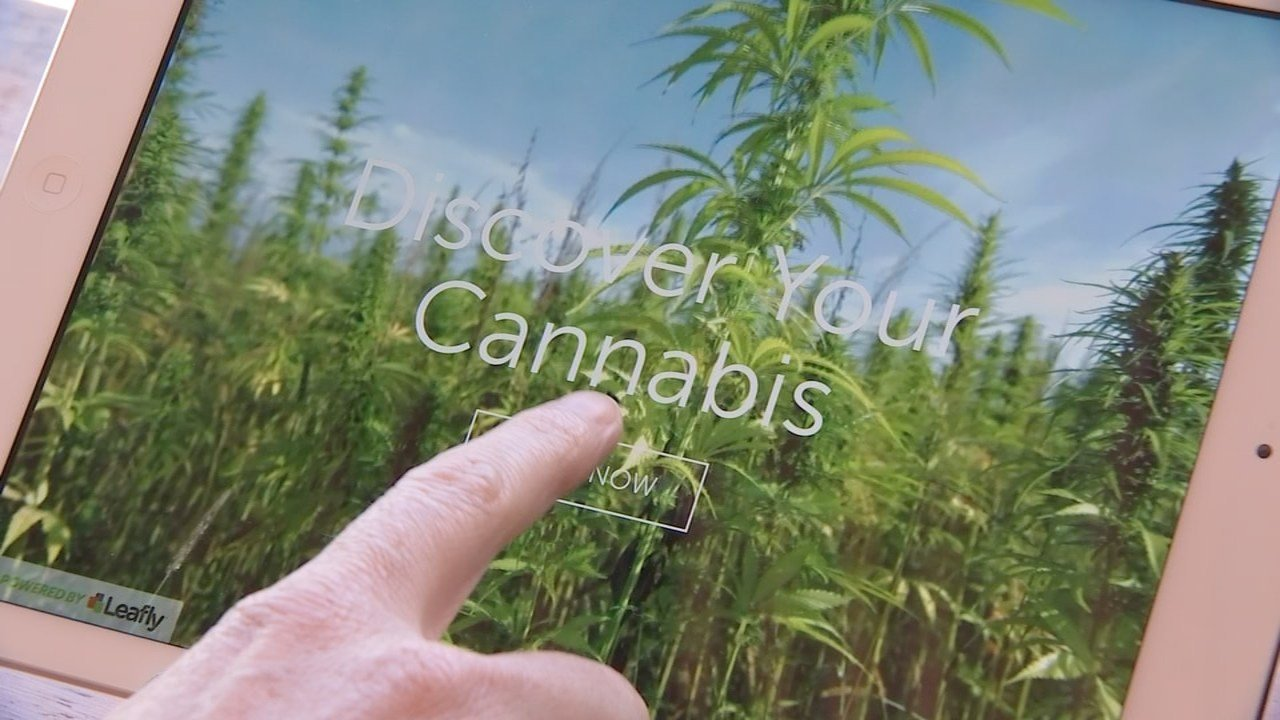 Leafly says their new cannabis resource center will benefit brand new and seasoned cannabis consumers in Portland. (KPTV)