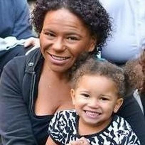 Jessica Wornum and her daughter, Aria Pankey. Courtesy of Wornum.