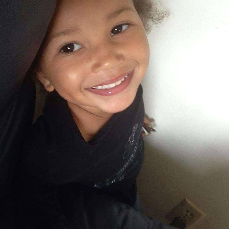 Aria Pankey, courtesy of her family.