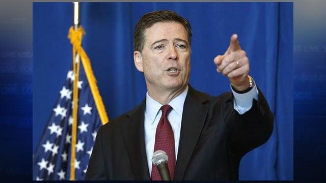 FBI Director James Comey (file)
