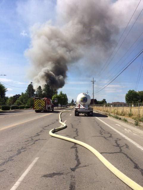 Photo: Corvallis Fire Department