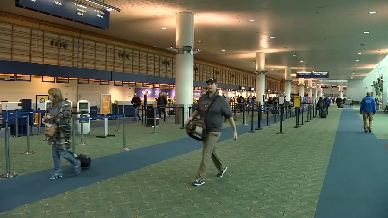Portland International Airport (KPTV file image)