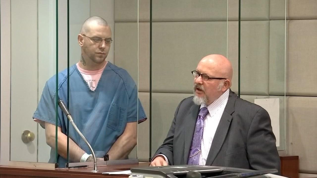 Tiler Pribbernow in court (Source: KPTV)