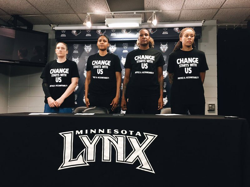 Photo: Twitter/@minnesotalynx