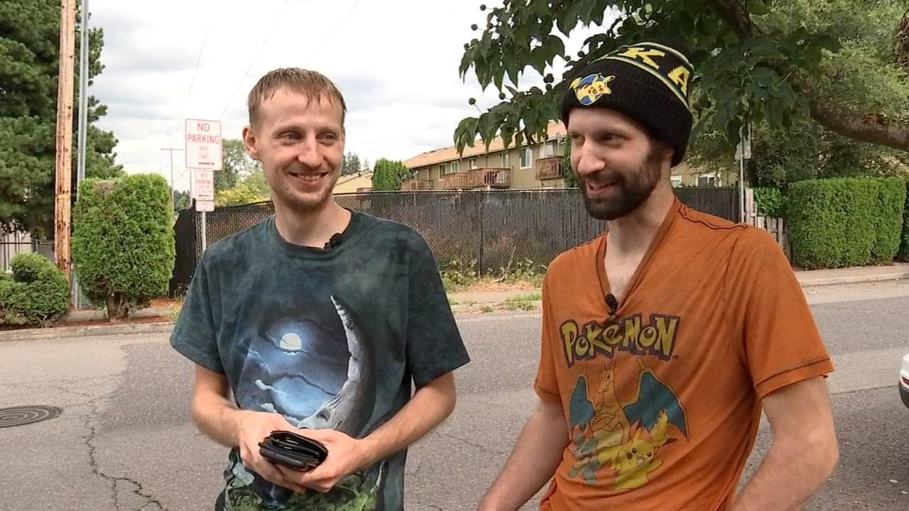 Manny and Nathan Schmaltz (KPTV)