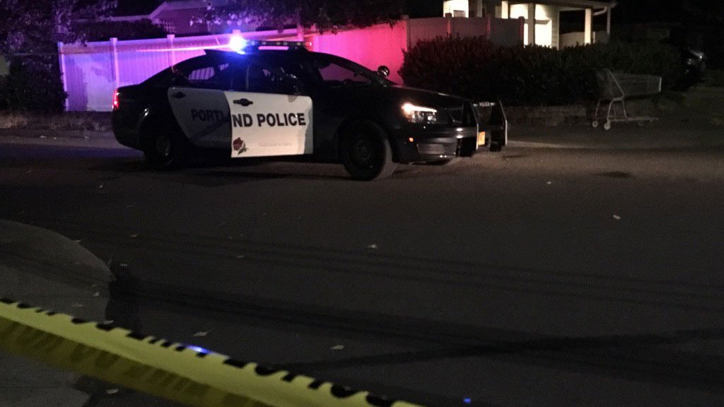 The PPB responded to reports of an intruder shot by a homeowner on the 8300 block of Southeast 64th Avenue just before 1:00 a.m. (KPTV)