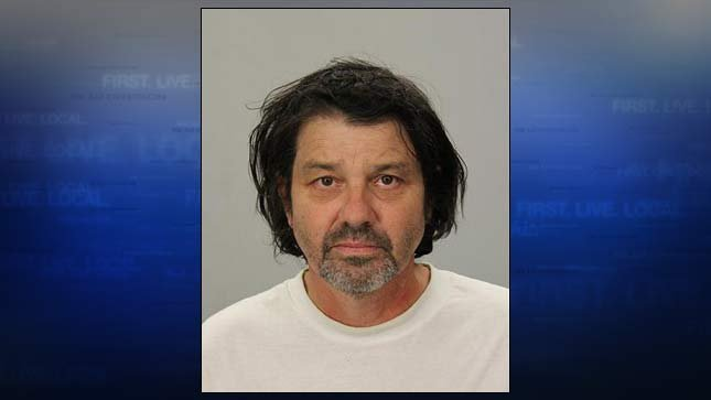 Steven Tallhunter, jail booking photo