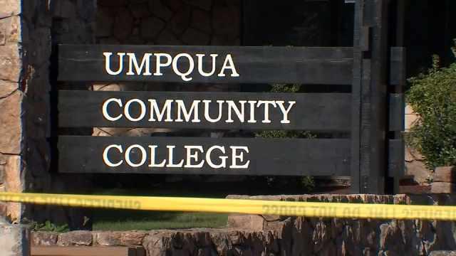 Umpqua Community College (File photo)